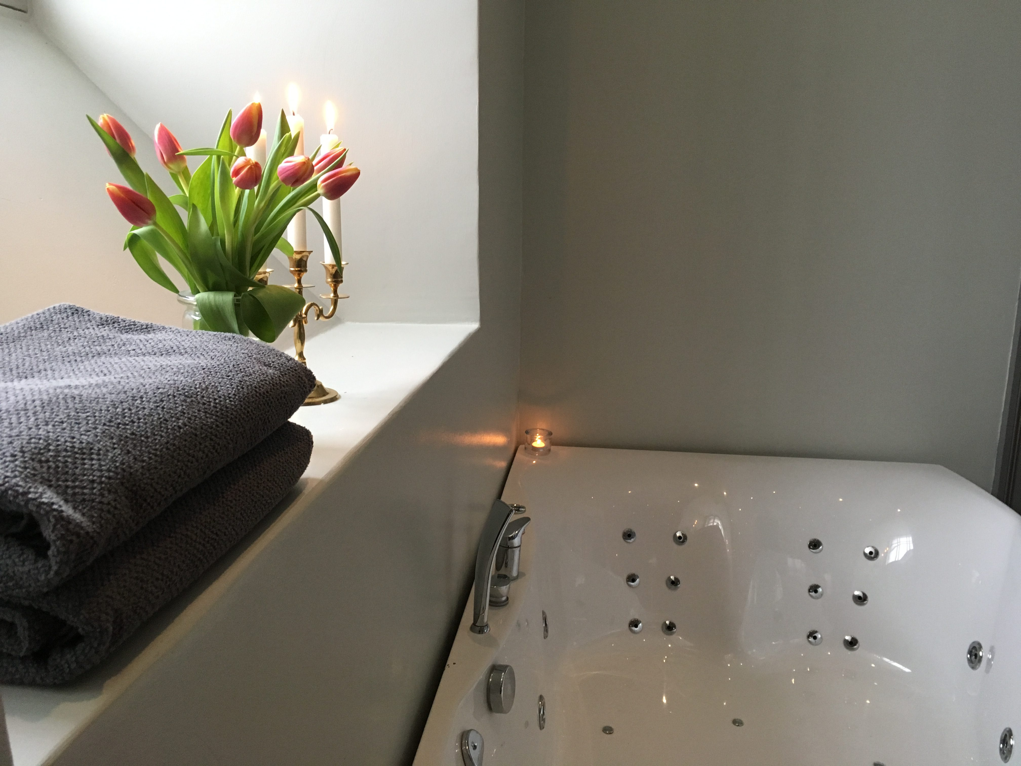 Detalj badkarr