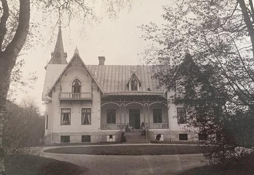 Das Haus 1902