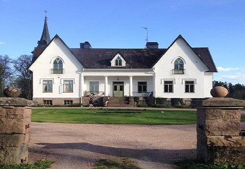 Huset nu